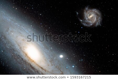 Our galaxy Stock photo © Suljo