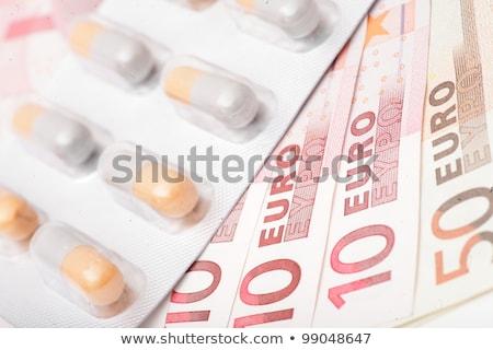 drogok · öl · drog · üzlet · fegyver · lefelé - stock fotó © morrbyte