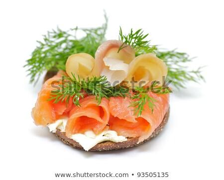сэндвич · сыра - Сток-фото © zhekos