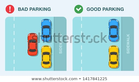 Parallel Parking Stock photo © lisafx