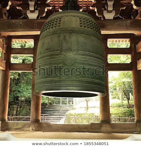 Buddhist bells Stock photo © timbrk