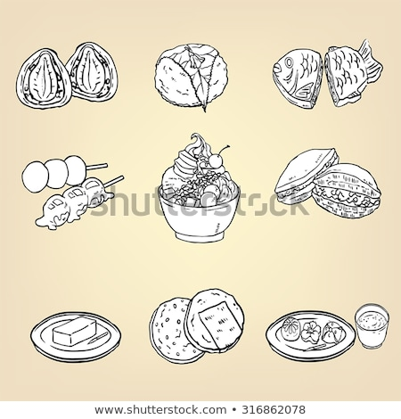 チョコレート · ヨーグルト · メイプル · シロップ · オレンジ果実 · ボウル - ストックフォト © gregory21