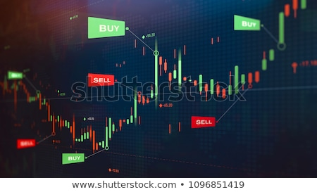buy or sell stock photo © lightsource