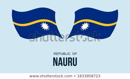 Button Nauru Stock photo © Ustofre9