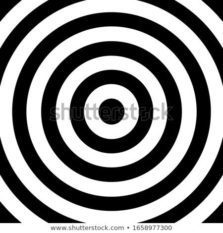 Foto stock: Resumen · textura · concéntrico · blanco · negro · círculos