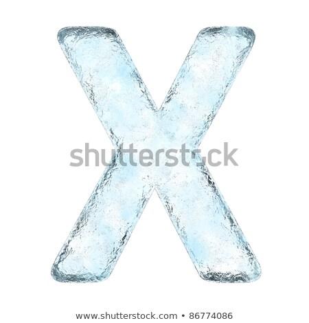 銀 · 冷凍庫 · 白 · 市場 · 電気 · 胸 - ストックフォト © spectral