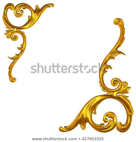 background frame with jewels of ornaments Stock photo © yurkina
