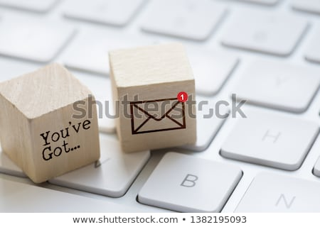 you have got a mail stock photo © vg