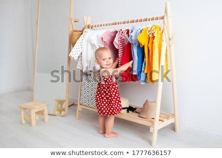 baby hanging stock photo © adrenalina