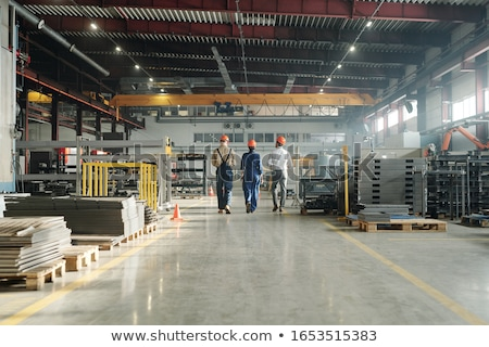 working place witn equipment stock photo © robuart