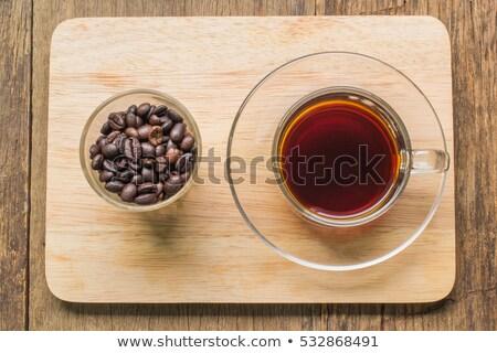 продовольствие · кофе · гол · красоту · ресторан · кафе - Сток-фото © hofmeester