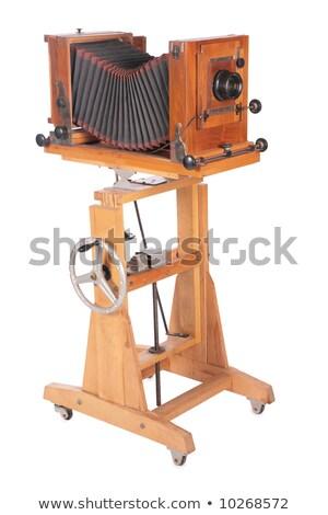 устаревший камеры инструменты профессиональных антикварная фотографии Сток-фото © Paha_L