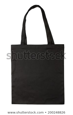 Black bag isolated Stock photo © shutswis