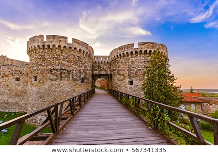 Kalemegdan fortress in Belgrade, Serbia Stock photo © Kirill_M