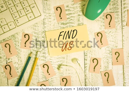 feedback word and office tools on wooden table stock photo © fuzzbones0