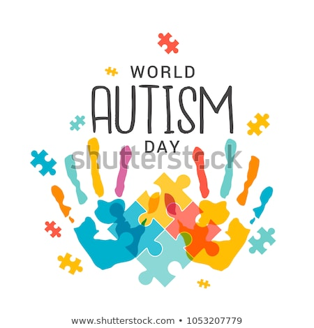 Autism Awareness Stock photo © Lightsource
