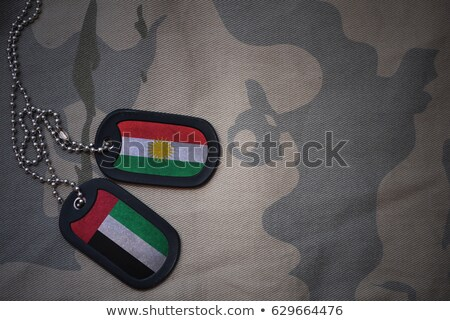 Militar agresión Oriente Medio soldado violencia árabes Foto stock © Kirill_M