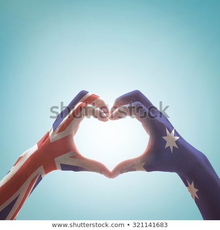 Australia day poster Stock photo © user_11397493