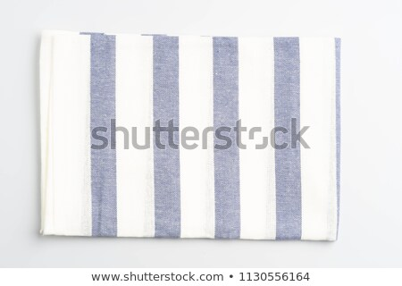 striped dish towel Stock photo © Digifoodstock