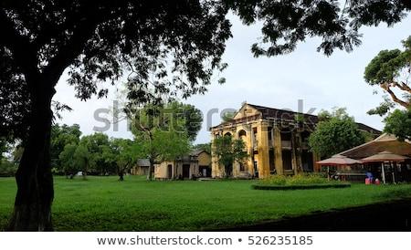 Hue Citadel, culture heritage, Dai Noi, vietnam, ngo mon Stock photo © xuanhuongho
