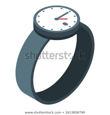 達成 時計 3次元の図 懐中時計 顔 近い ストックフォト © tashatuvango