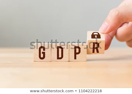 GDPR Day EU stock photo © Oakozhan