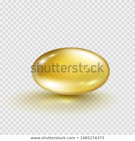 Natural Fish Oil Pill Stock photo © Lightsource