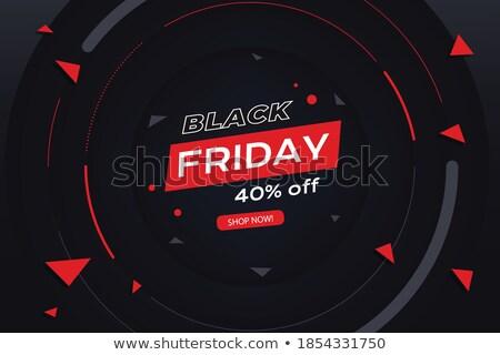 amanhã · venda · teia - foto stock © robuart