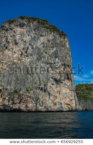 Tailândia água paisagem mar Foto stock © boggy