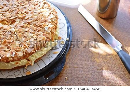 乳蛋糕 蜜蜂 插圖 蜜蜂 飛 動物 商業照片 © colematt