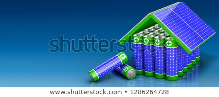energy storage concept banner header stock photo © rastudio