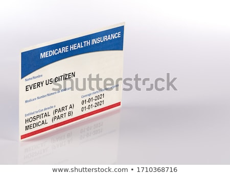Medicare For All Stock photo © Lightsource