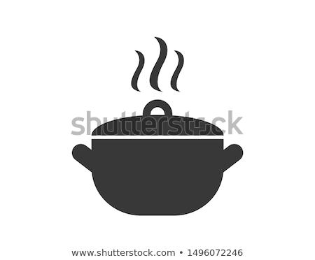 koken · icon · eieren · tool - stockfoto © smoki