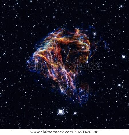 花火 · 爆発 · 雲 · 銀河 · 画像 - ストックフォト © NASA_images