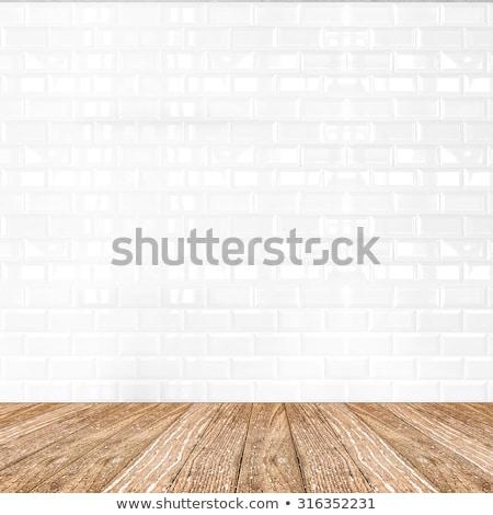 jacinto · cerâmico · branco · parede · casa · casa - foto stock © albund