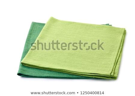 cloth place mat Stock photo © Digifoodstock
