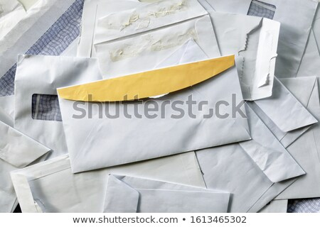 Scattered Envelopes Stock photo © albund