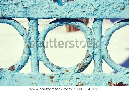 Railing detail Stock photo © fxegs