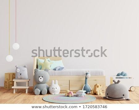 Stock photo: furniture for children