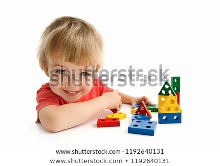 Bricklayer looking model Stock photo © photography33