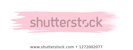 Coloured Watercolor Background. Red, grey and gold brush strokes Stock photo © Natalia_1947