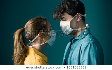 couple of viruses Stock photo © pcanzo