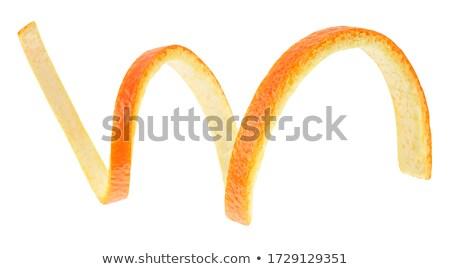 macro form mandarines Stock photo © compuinfoto