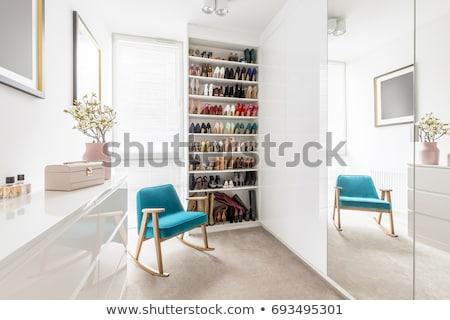 shoe closet Stock photo © kovacevic