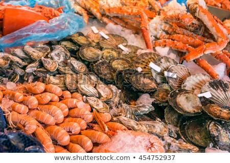 fish market detail Stock photo © prill