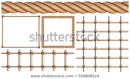 rope and many uses of rope stock photo © bluering