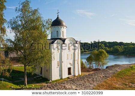 Церкви · Россия · район · один · знакомства - Сток-фото © borisb17