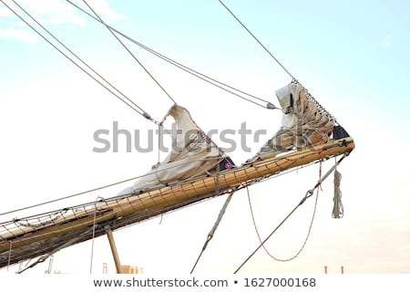 Sailing craft Stock photo © IMaster