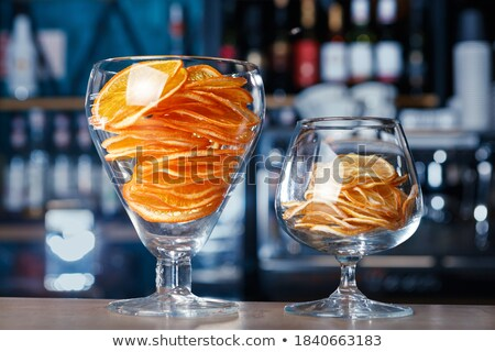 Dried Lemon Slice Stock photo © manfredxy