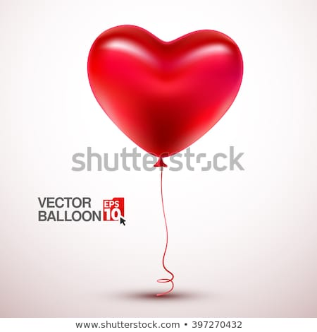 heart ballons stock photo © adrenalina